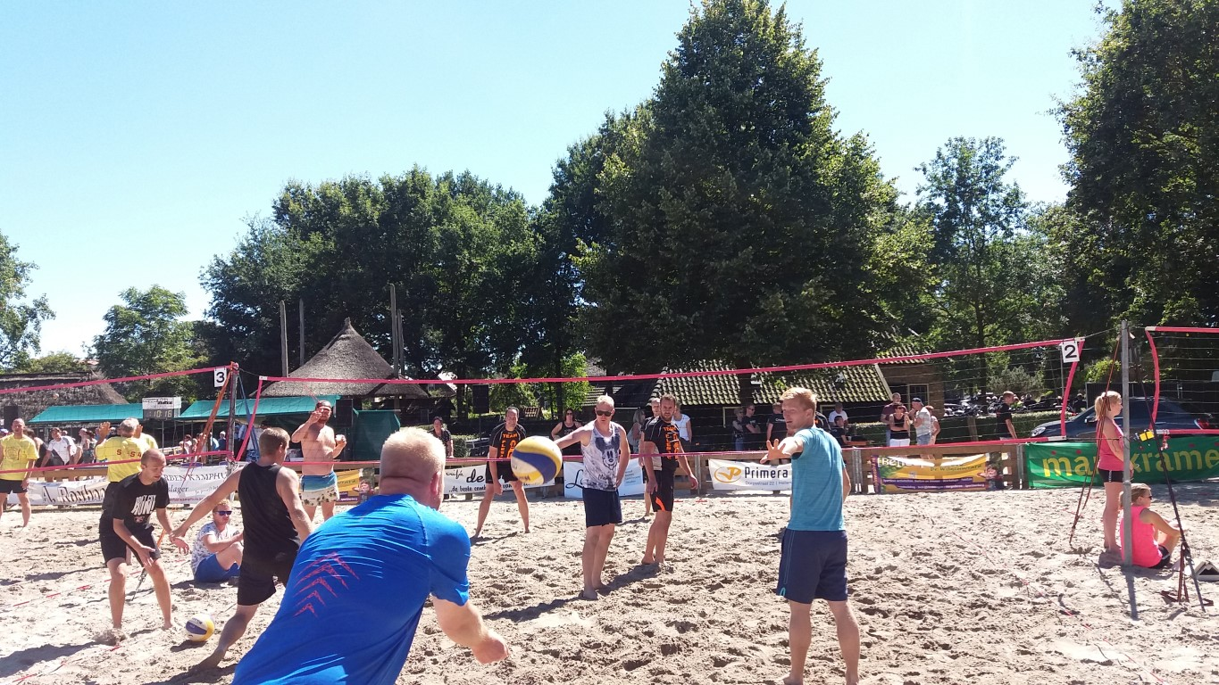beachvolleybal 2016