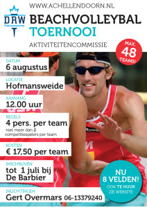poster-beachvolleybal-2014